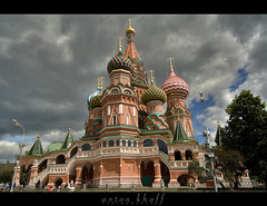 Saint Basil's Cathedral (anton khoff) Tags: old building church architecture canon ancient cathedral russia moscow redsquare 1022mm hdr canon1022mm capitalcity saintbasilscathedral antonkhoff