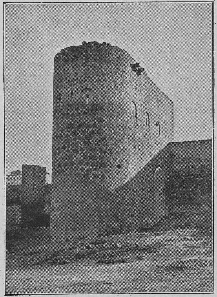 Torre de la Almofala (Toledo) hacia 1900