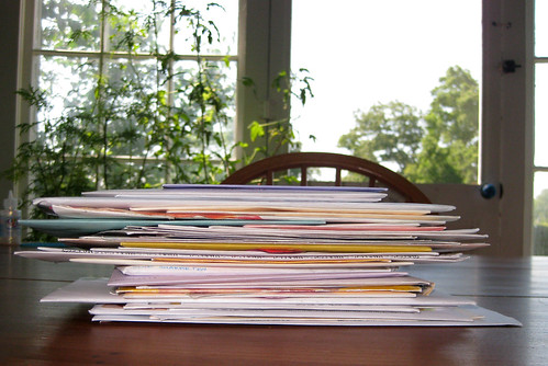 Today's pile status: 58