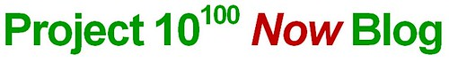 Projet 10 100 Now logo