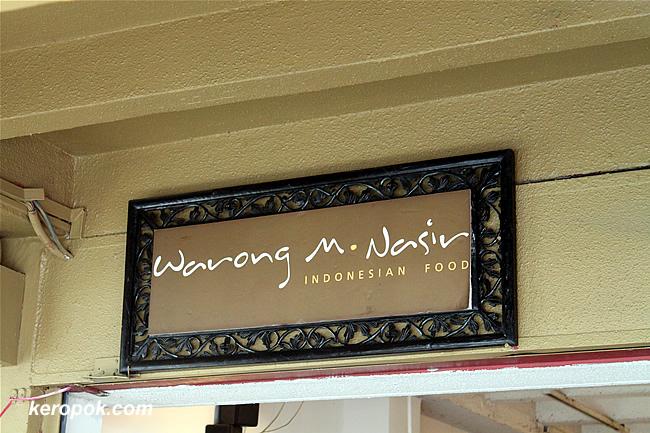 Warong M Nasir