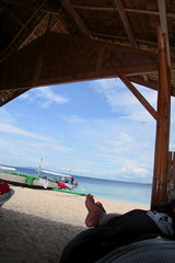relaxing (J0hNnnY) Tags: beach philippines bohol panglao