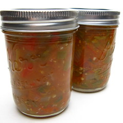 Pepper Salsa