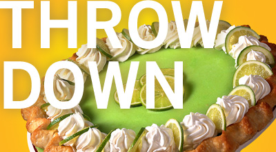 KeyLimeThrowDown