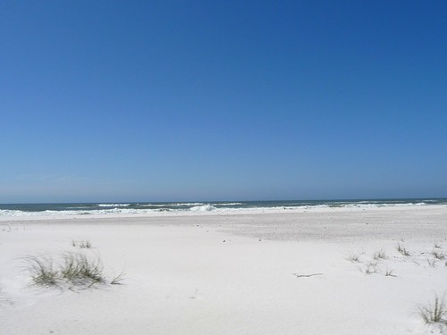 Drive along the Gulf Island National Seashore