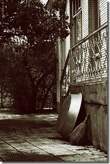 Home (seyed mostafa zamani) Tags: life camera old city light shadow bw tree brick art home window water lines rain wall yard canon tile eos grey leaf asia iran memories cement arts rail line east iso step 400 memory dreams inside iranian noon middle now sec 13 f71 sweep  2010 sense       azarbaijan  46mm 11250  eos450d 450d marand