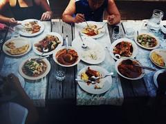Lunch, Pulau Besar