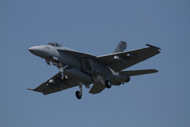 U.S.NAVY F-18E Super Hornet