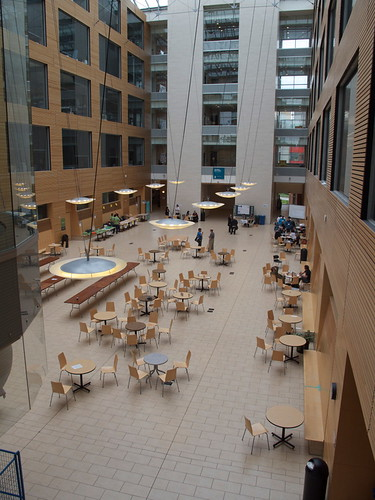 Life Sciences Atrium