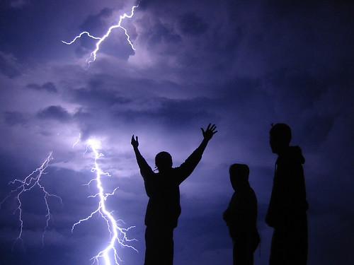 Lightning, Australia