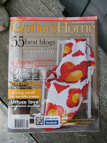 Quilter's Home June/July