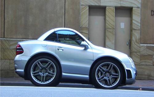 Mini Mercedes SL65
