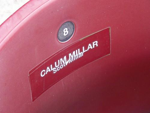 calum millar