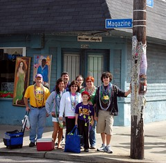 The Family - Mardi Gras 2009