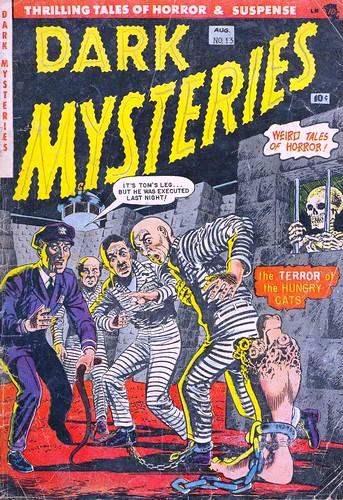 Dark Mysteries 13 (Story, 1953)