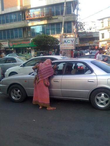 Street Begging in Bangladesh