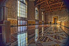 union station 0733 (brookville) Tags: panorama station architecture train photoshop canon trains trainstation depot canon5d downtownla unionstation hdr highdynamicrange lightroom 17mm photomatix tonemap 5exposures singlerawfile hdraddicted singleimagetonemap hdraward thebestofhdr hdrterrorist