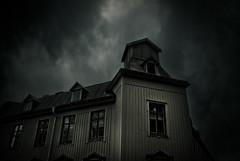 The evil landshövding (gothicburg) Tags: clouds dark göteborg sweden menacing gothenburg sverige lightroom landshövdingehus theresmostfunoverthetop lotsoffunwithphotoshop