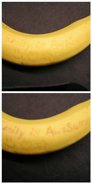 Banana Messages