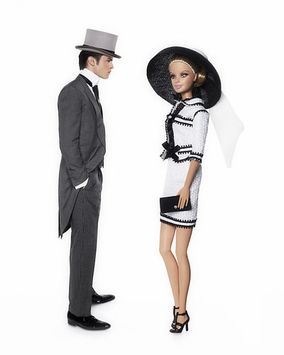 barbie & ken by karl lagerfeld