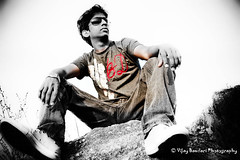 its me.... (Vijay Bandari - Moved to other account) Tags: friends vijay sky white grass rock self pose myself grey shoes watch goggles style tshirt jeans hyderabad hpc lightroom bandari vijju vijji portraitshoot canvasshoes vijjugadu shameerpet vijaybandari bossinijeans abhiomkar wwwvijaybandaricom vijaybandaricom