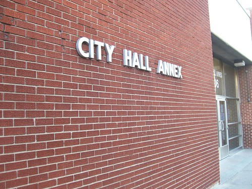 City Hall Annex