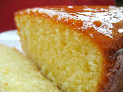 Good Eats 'n Sweet Treats: French Yogurt Cake with Marmalade Glaze ...