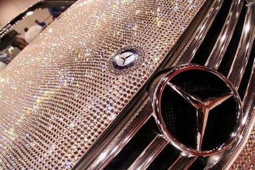 Swarovski Benz