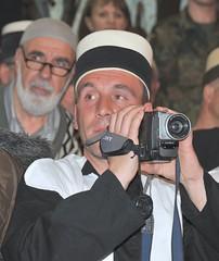 Prizren, Kosovo, March 22, 2009--Sufi ceremony (Ivan S. Abrams) Tags: nikon islam prayer mosque prizren kosova kosovo balkans sufi nikondigital sheikh dervish mullah dervishes imam smrgsbord moslem kfor kosove nikonprofessional onlythebestare ivansabrams trainplanepro nikond700 nikon24120mmf3556gvr ivanabrams shejh sufai islamicmysticism nikkor24120mmf35mmf3556gvr abramsandmcdanielinternationallawandeconomicdiplomacy ivansabramsarizonaattorney ivansabramsbauniversityofpittsburghjduniversityofpittsburghllmuniversityofarizonainternationallawyer
