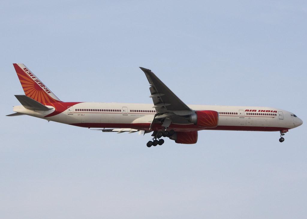 Air India 777-300