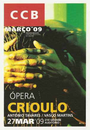 Opera Crioulo