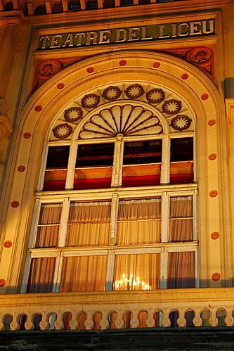 Teatre De Liceu by Daria Angeli.