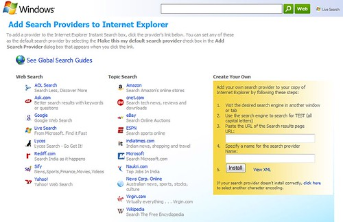 ie8search