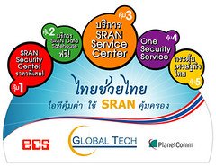 Thai for THAI with SRAN effective IT Security Solutions