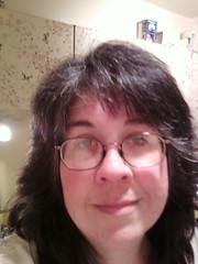 2 18 2009 Fresh Hair Cut Grinning (Madame Maracas) Tags: madame haircut hospital julia headshot grinning rl reallife aorta cardiac