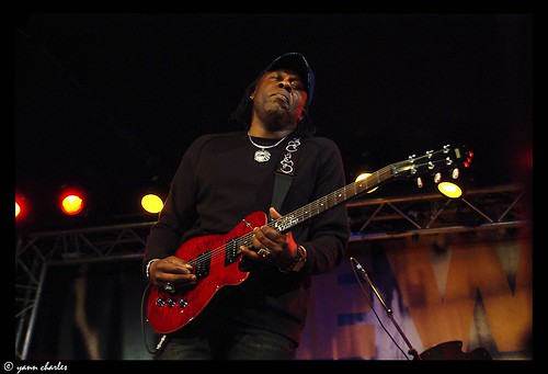 Joe Louis Walker Live @ New Morning Paris 2009