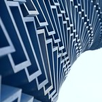 Abstract (Blue sculpture) thumbnail