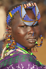 Jie girl (World_Discoverer) Tags: portrait woman southsudan tribal tribe jie scarification stam stammen jiye scarifications zuidsoedan