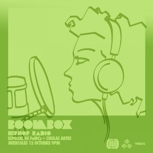 Boombox #3
