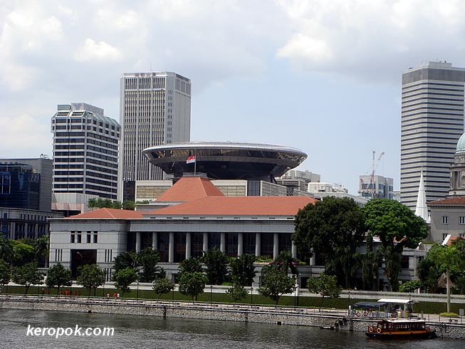 Parliament and Supreme Court