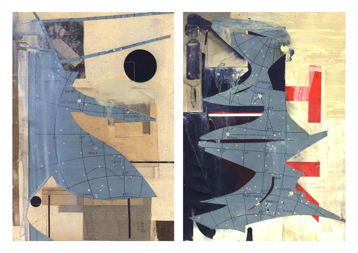 Oceans 3-4, Eric A. Kahn, 1995