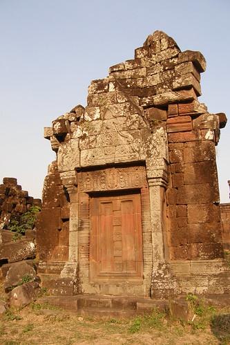 60.神廟假門的立面