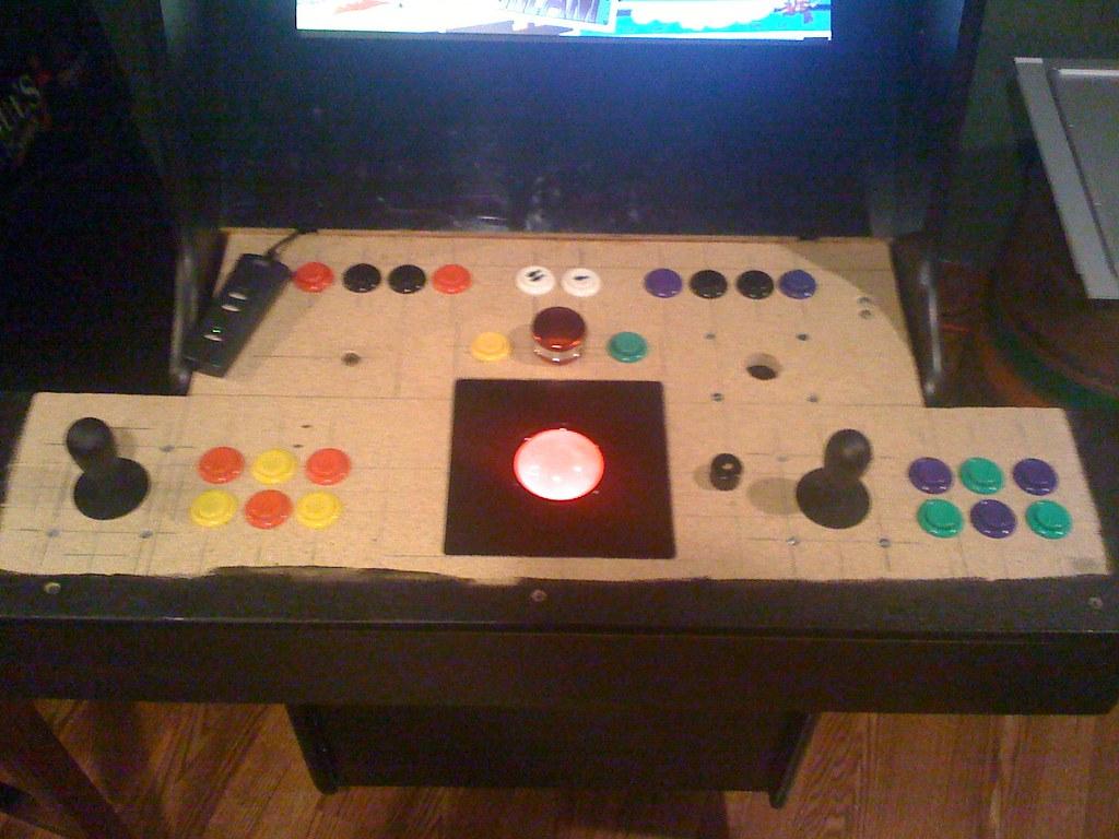 Trackball & Spinner Install