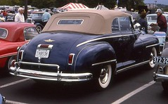 1948 DeSoto Custom convertible (carphoto) Tags: 1948 convertible custom desoto 1948desoto hersheyoldcarfleamarket1994 ©richardspiegelmancarphoto