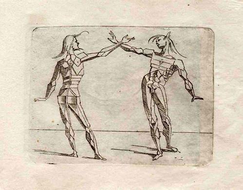 011-Bizzarie di varie figure de Braccelli 1624
