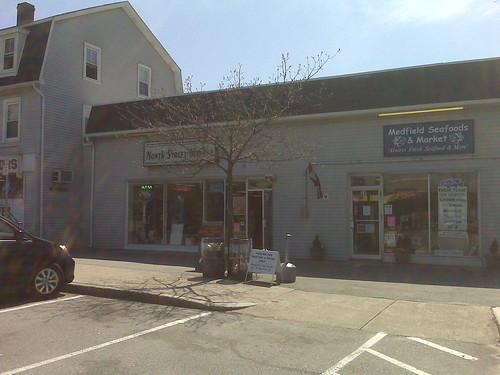 North Street Market in Medfield