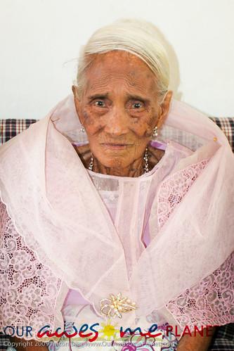 Lola's 100th Birthday Celebration-2