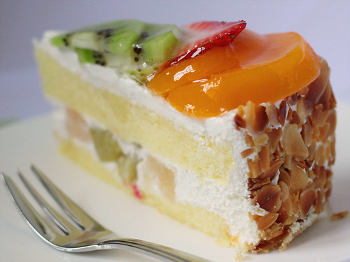 Mixed Fruits Cake