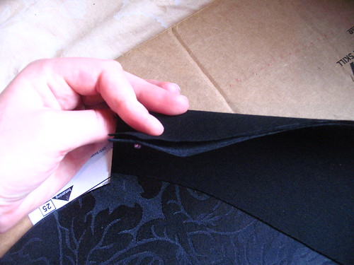 making a corset  11