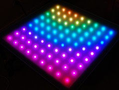 RGB coffee table